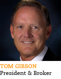 Gibson Company was founded in 1996 by <b>Tom Gibson</b>. After serving more than 20 ... - tom-gibson